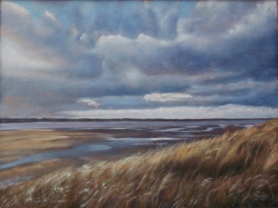 Texel, een werk van Christa Hoek