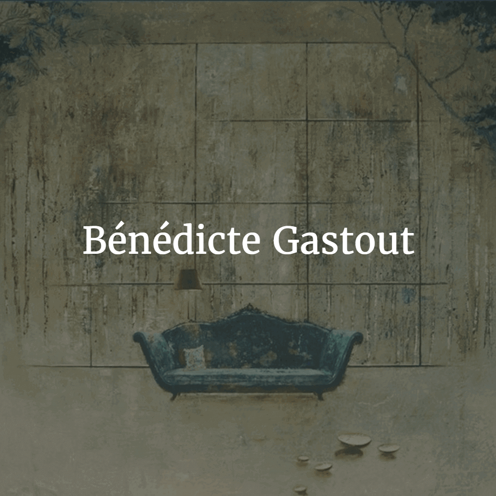 Bénédicte Gastout schilderijen