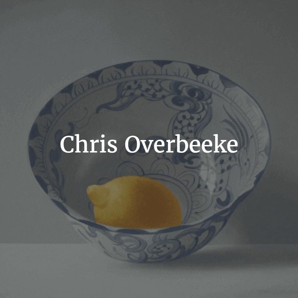 Chris Overbeeke stillevens