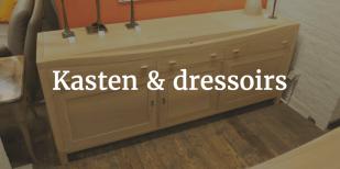 Bekijk ons aanbod kasten & dressoirs