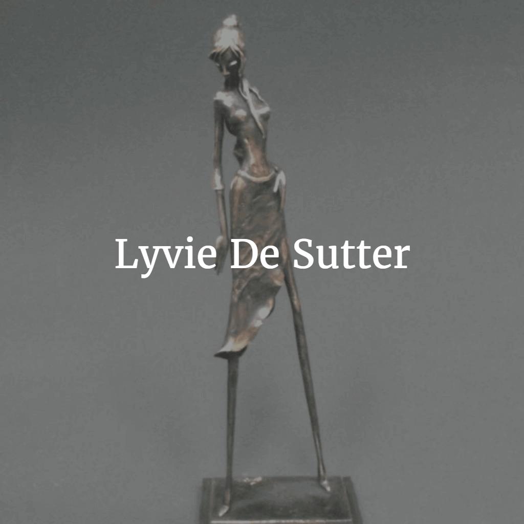 Lyvie De Sutter beelden