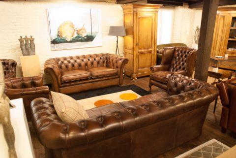 Chesterfield salon