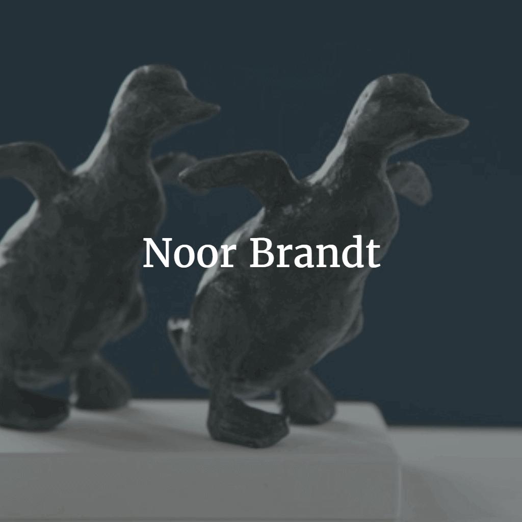 Noor Brandt bronzen beelden