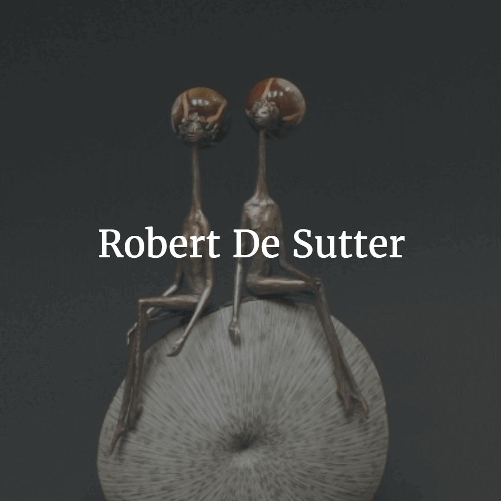 Robert De Sutter beelden