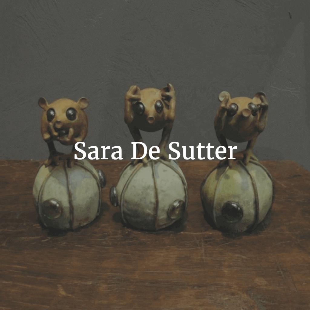 Sara De Sutter beelden