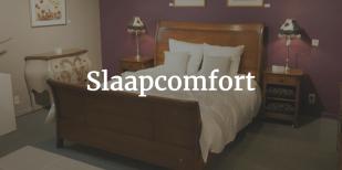 Bekijk ons ruim aanbod slaapcomfort