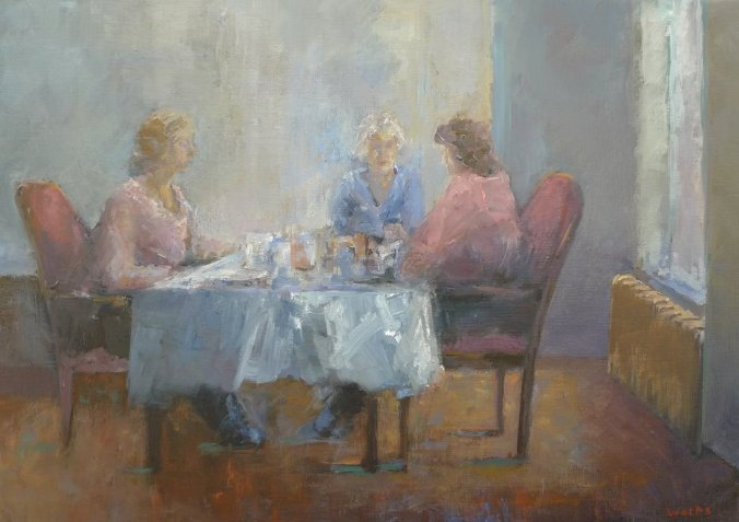 Theo Wolfs - Teaparty